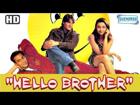 Hello Brother (HD) Hindi Full Movie – Salman Khan – Rani Mukerji – Arbaaz Khan – Comedy Movie