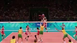 вот так надо играть волейбол