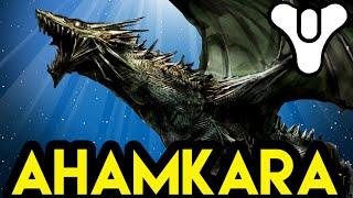 Are Ahamkara the Worms? Destiny Lore