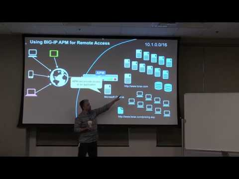 F5 3-day Partner Boot Camp - BIG-IP APM Lesson 1 - YouTube