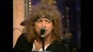 Foreigner White Lie live - Gottschalk Late Night show 1995