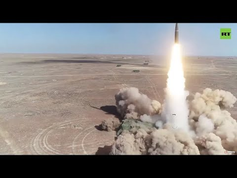 Centre 2019: Russia, China & India conduct major anti-terrorist drills