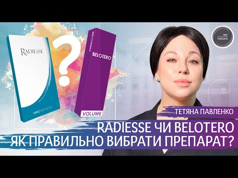 Радиесс или Белотеро? Как правильно выбрать препарат?