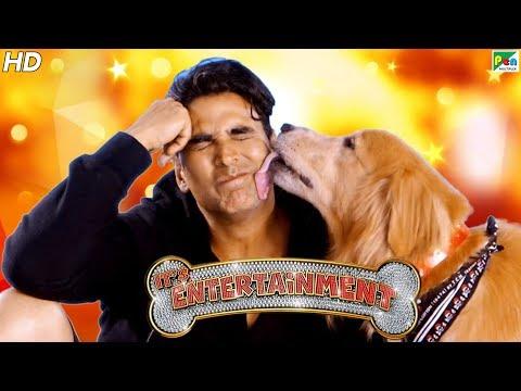 Entertainment - Full Hindi Movie In 20 Mins | Akshay Kumar, Tamannaah, Johnny Lever, Sonu Sood