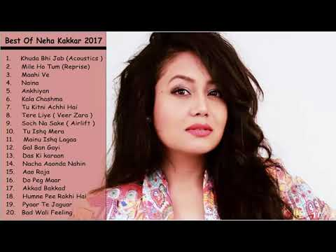 Download Best of Neha Kakkar   Top 20 Songs   Jukebox 2018 HD Mp4 3GP Video and MP3