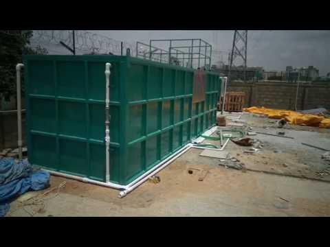 BioFlocs - MBR - Sewage Treatment Plant