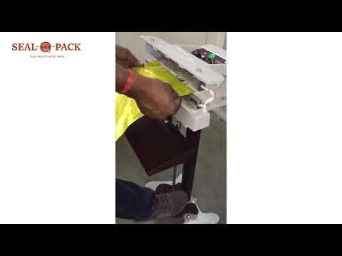 Foot Direct Heat-Sealing Machine with Dot-Dot Sealing