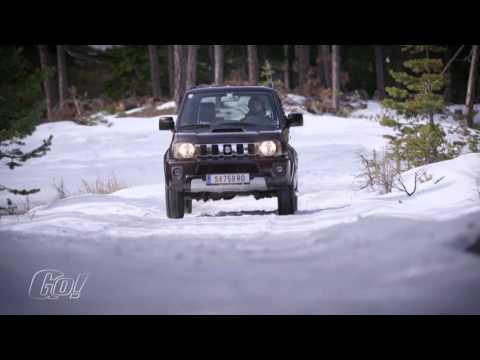 Ein echter 4x4 | Suzuki Jimny | der Test