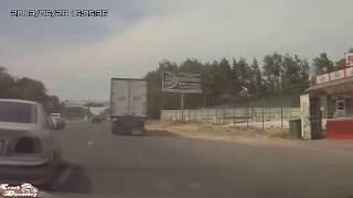 """Сумашедшие аварии грузовиков! Подборка часть 2"""""""