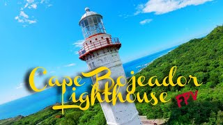 Cape Bojeador Lighthouse | Burgos, Ilocos Norte | Fpv Drone Acrobatic