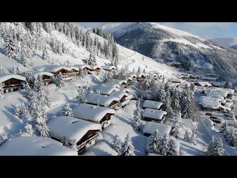 Die Zillertal Arena von oben