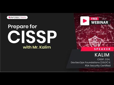 Preparation For CISSP   What is CISSP New Syllabus 2021   CISSP ...