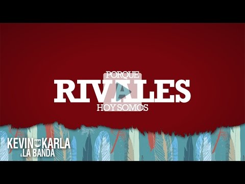 Bad Blood (spanish version) - Kevin Karla & La Banda (Lyric Video)