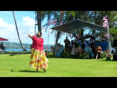 ハワイ留学生活カメハメハ祭