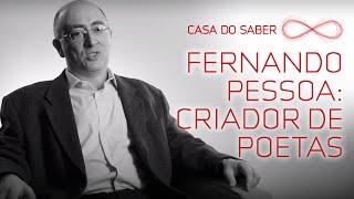 Fernando Pessoa: Criador De Poetas   Rogério Hafez
