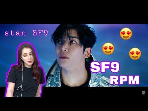 SF9(에스에프나인) - RPM MV Reaction | simplybri