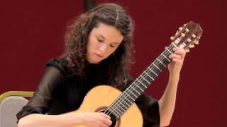 London International Guitar Competition 2013, Semi final