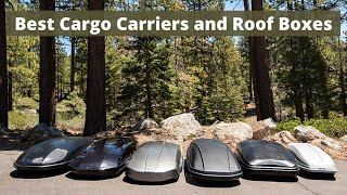 Top 5 Best Cargo Carriers and Roof Boxes for Your Car