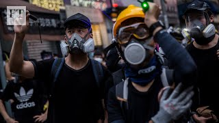Hong Kong Protesters Storm Government Building | Understanding Hong Kong