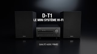 Denon D-T1 Noir (photo supp. n°6)