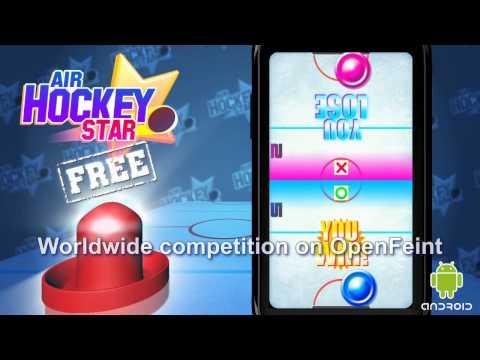 Video of Air Hockey Star!