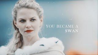 Emma Swan || You Became A Swan