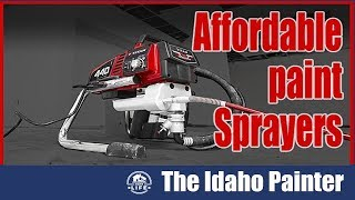 Affordable Sprayers