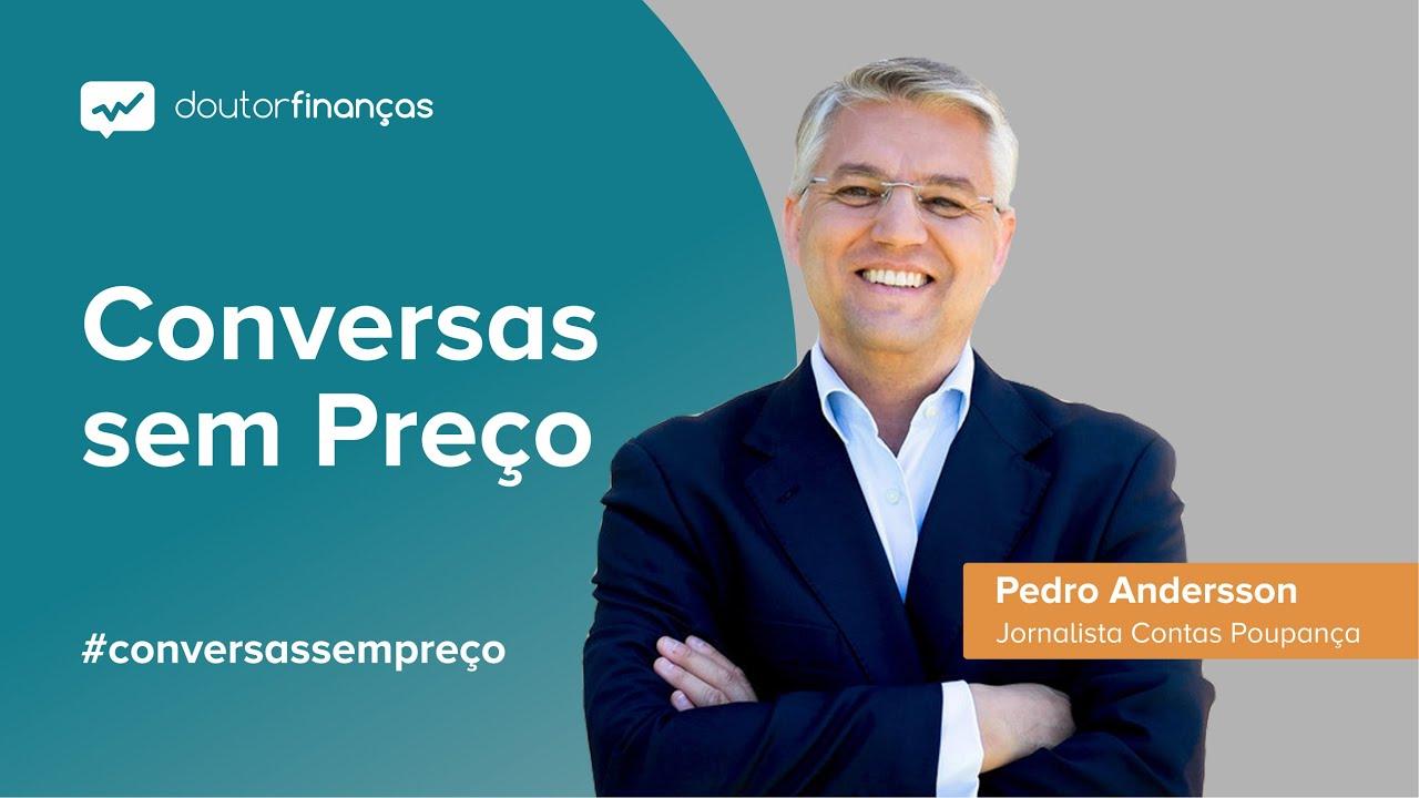 Pedro Andersson nas Conversas sem preço