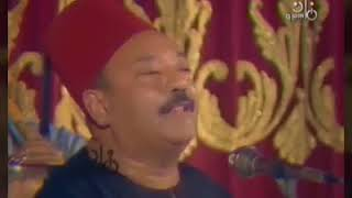 المطرب الشعبى محمد طة فى مدح الرسول