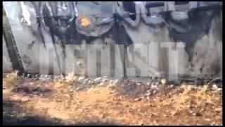 NewsIT.gr Φωτιά Πάρνηθα - πρωί