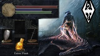 Skyrim - How to install DarkSouls UI
