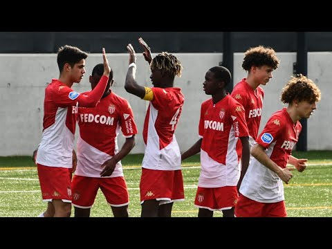 U19 : AS Monaco - AS Cannes
