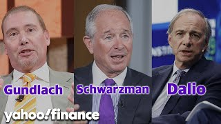 Billionaires Dalio, Gundlach, and Schwarzman talk millennials, social media and business