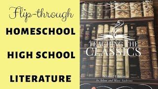 Flip-Through Teaching The Classics {High School Literature}