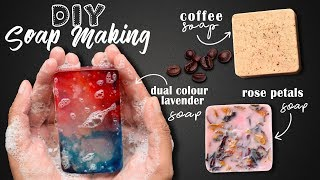 DIY Soap Making Tutorial | Melt & Pour | Hand Made Soap At Home