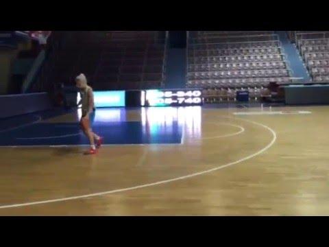 Видео светодиодного периметра для спорта Оренбуржье г. Оренбург