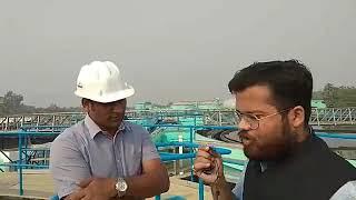 140 MLD Dinapur Sewage Treatment Plant, Varanasi