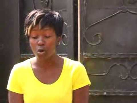 Kansiime Anne deals with the mother in law.