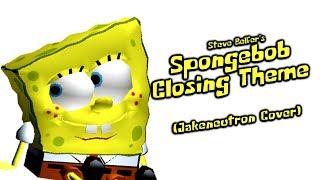 spongebob closing theme song 10 hours - TH-Clip