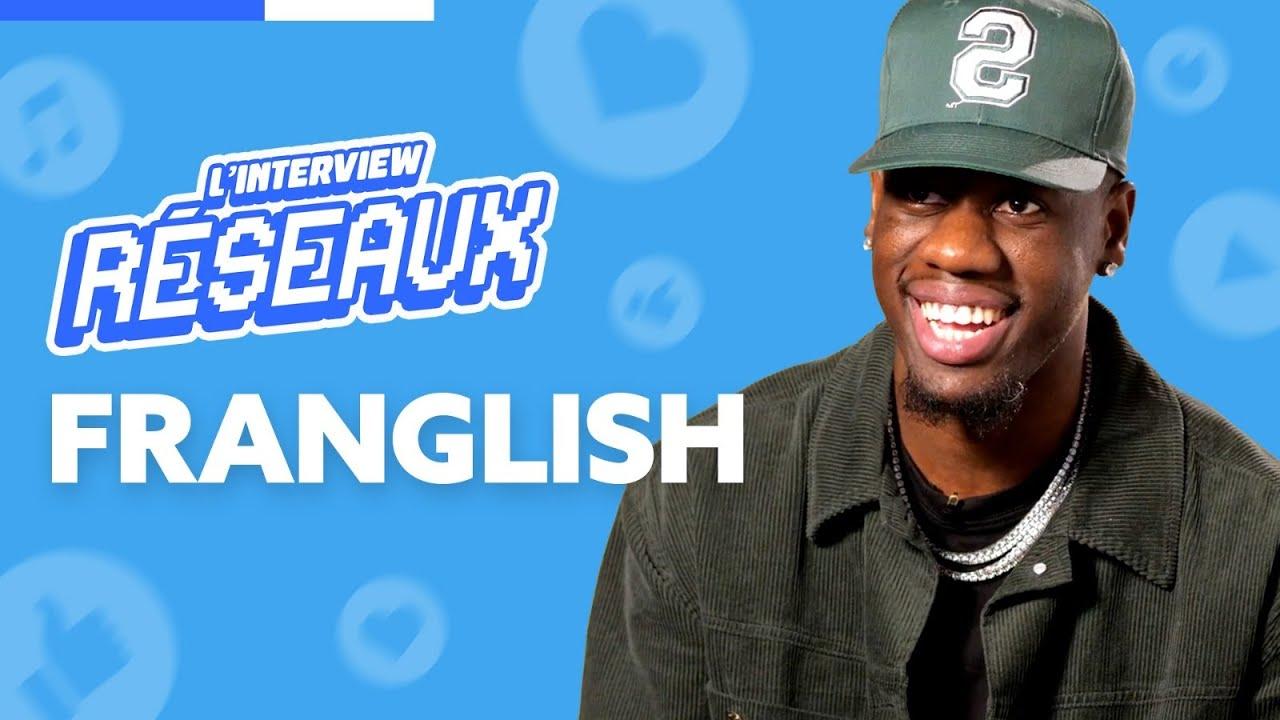 Interview Réseaux Franglish : JUL, tu likes ? Narcos, tu mates ? Aya Nakamura, tu stream?