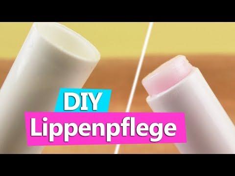 DIY Lippenpflege selber machen | Pflegestift färben & befüllen super einfach | Ferien Idee