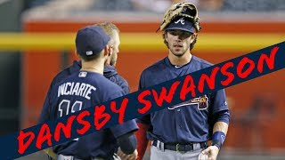 Dansby Swanson 2017 Highlights [HD]