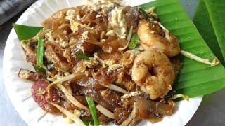 Char Kuay Teow At Cendol Lane 仁哥炒粿条在煎蕊巷