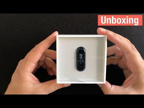 Xiaomi MiBand 3 Sportarmband Unboxing + Installation: Jetzt mit Touchdisplay (Deutsch)