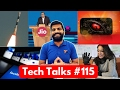 Jio in MWC, ISRO Record, Mi Mix II, Flexible Electronics, Facebook Video App by Technical Guruji