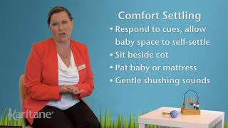 Settling your Baby 6 to 12 Months