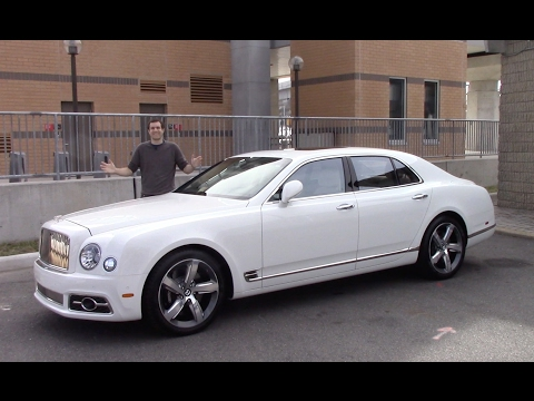 External Review Video xsMViWFPv_U for Bentley Mulsanne Sedan (2nd Gen)
