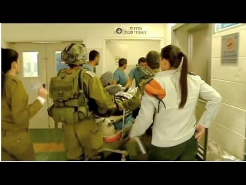 Sinaï : deux soldats israéliens blessés par des terroristes