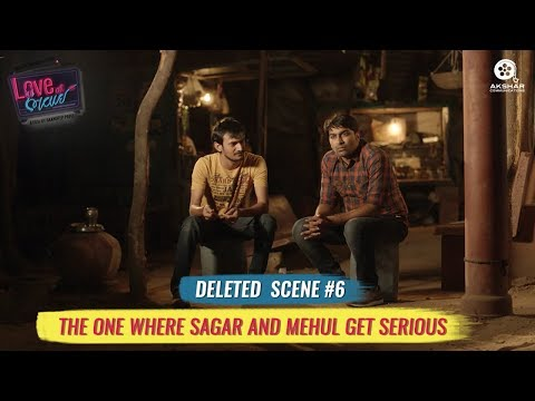 Deleted Scene #6 | The One Where Mehul & Sagar Are Serious | Love Ni Bhavai
