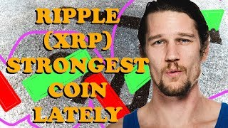 Ripple XRP Strongest Coin Lately - FRIDAY XRP BLASST OFF